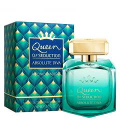 Perfume Feminino Queen Of Seduction Absolute Antonio Banderas Eau de Toilette
