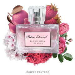 Perfume Feminino Rêve Eternel Real Time Eau de Parfum
