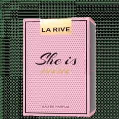 Perfume Feminino She Is Mine La Rive Eau de Parfum