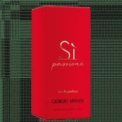 Perfume Feminino Sì Passione Giorgio Armani Eau de Parfum