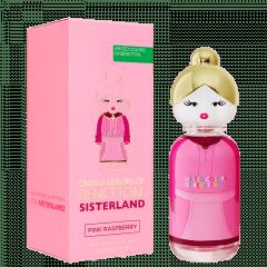 Perfume Feminino Sisterland Pink Raspberry Benetton Eau de Toilette