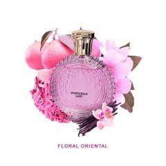 Perfume Feminino Spartanian Lady Real Time Eau de Parfum