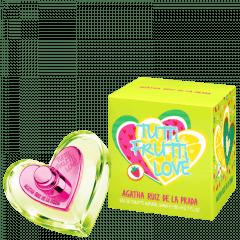 Perfume Feminino Tutti Frutti Love Limited Edition Agatha Ruiz de La Prada Eau de Toilette