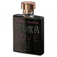 Perfume Feminino Vodka Love Paris Elysees Eau de Toilette