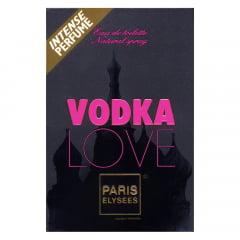 Perfume Feminino Vodka Love Paris Elysees Eau de Toilette