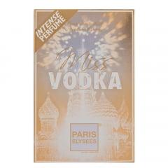 Perfume Feminino Vodka Miss Paris Elysees Eau de Toilette