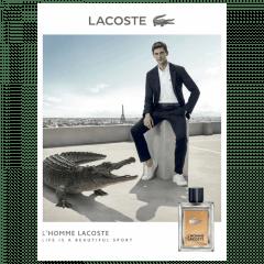 Perfume Masculino L'Homme Lascoste Eau de Toilette