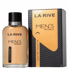 Perfume Masculino Men's World La Rive Eau de Toilette