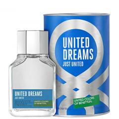Perfume Masculino United Dreams Just United Benetton Eau de Toilette