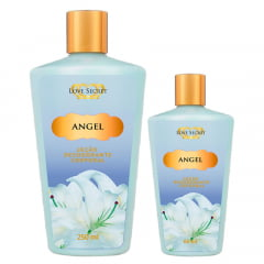 Kit de Hidratantes Angel 250ml + Hidratante Corporal Angel 60ml Love Secret