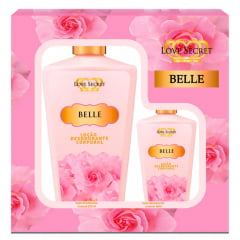 Kit de Hidratantes Belle 250ml + Hidratante Corporal Belle 60ml