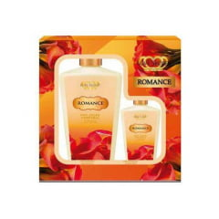 Kit de Hidratantes Romance 250ml + Hidratante Romance 60ml Love Secret