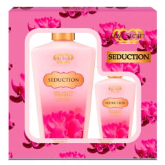 Kit de Hidratantes Seduction 250ml + Hidratante Seduction 60ml Love Secret