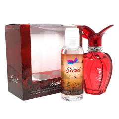 Kit Feminino Butterfly Secret Delikad