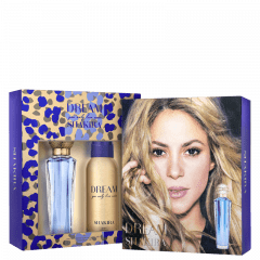 Kit Feminino Perfume Dream Eau de Toilette + Desodorante Dream Shakira