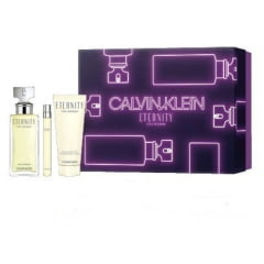 Kit Feminino Eternity Woman Calvin Klein