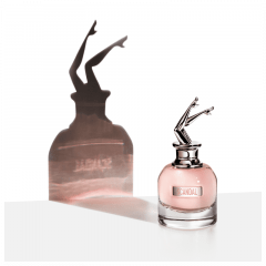 Kit Feminino Jean Paul Gaultier Perfume Scandal Eau de Parfum + Loção Corporal Scandal