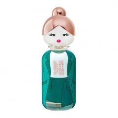 Kit Feminino Perfume Sisterland Green Jasmine + Loção Corporal Green Jasmine Benetton