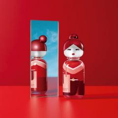 Kit Feminino Perfume Sisterland Red Rose + Loção Corporal Red Rose Benetton