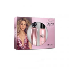 Kit Feminino Perfume Sweet Dream Eau de Toilette + Desodorante Sweet Dream Shakira