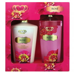 Kit Feminino Rosé Love Secret