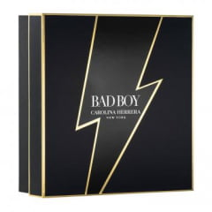 Kit Masculino Bad Boy Carolina Herrera