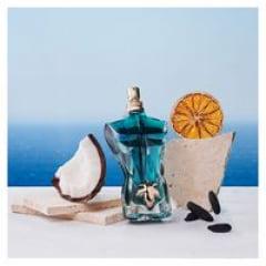 Kit Masculino Perfume Le Beau Eau de Toilette + Perfume de Bolso Le Beau Eau de Toilette Jean Paul Gaultier