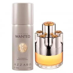Kit Masculino Wanted Azzaro
