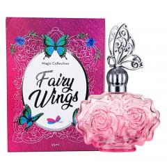 Perfume Feminino Magic Fary Wings Delikad Deo Colônia