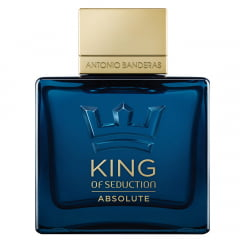 Perfume Masculino King Of Seduction Absolute Antonio Banderas Eau De Toilette