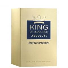 Perfume Masculino King Of Seduction Absolute Antonio Banderas Eau De Toilette