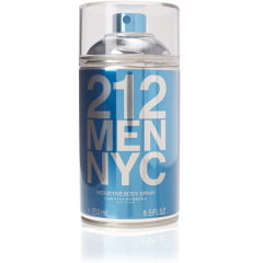 Body Spray Masculino 212 NYC Men Carolina Herrera