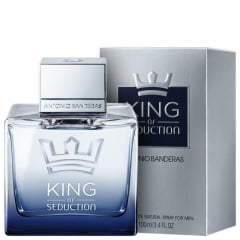 Perfume Masculino King Of Seduction Antonio Banderas Eau de Toilette