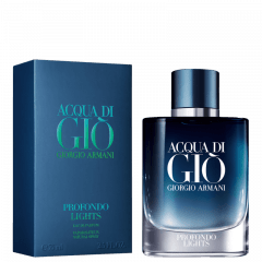 Perfume Masculino Acqua di Giò Profondo Lights Giorgio Armani Eau de Parfum