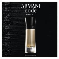 Perfume Masculino Armani Code Absolu Giorgio Armani Eau de Parfum