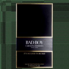 Perfume Masculino Bad Boy Carolina Herrera Eau de Toilette