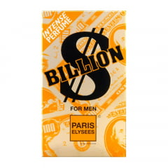 Perfume Masculino Billion For Men Paris Elysees Eau de Toilette