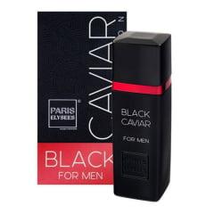 Perfume Masculino Black Caviar For Men Paris Elysees Eau de Toilette