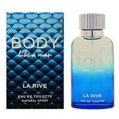 Perfume Masculino Body Like a Man La Rive Eau de Toilette