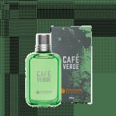 Perfume Masculino Café Verde L'Occitane Au Brésil Deo Colônia