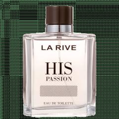 Perfume Masculino His Passion La Rive Eau de Toilette