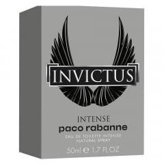 Perfume Masculino Invictus Intense Paco Rabanne Eau de Toilette