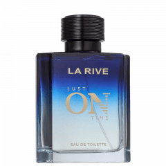 Perfume Masculino Just On Time La Rive Eau de Toilette