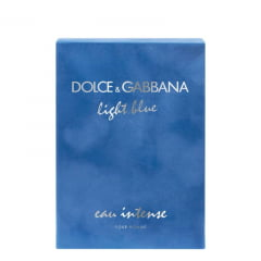 Perfume Masculino Light Blue Dolce & Gabbana Eau Intense