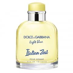 Perfume Masculino Light Blue Italian Zest Dolce & Gabbana Eau de Toilette