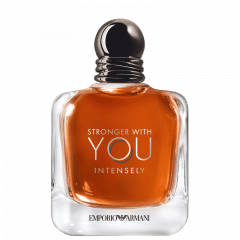 Perfume Masculino Stronger With You Intensely Giorgio Armani Eau de Parfum
