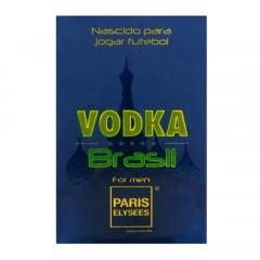 Perfume Masculino Vodka Brasil Blue Paris Elysees Eau de Toilette