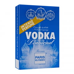Perfume Masculino Vodka Diamond Paris Elysees Eau de Toilette
