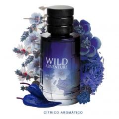 Perfume Masculino Wild Adventure Linn Young Eau de Parfum