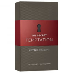 Perfume Masculino The Secret Temptation Antonio Banderas Eau de Toilette